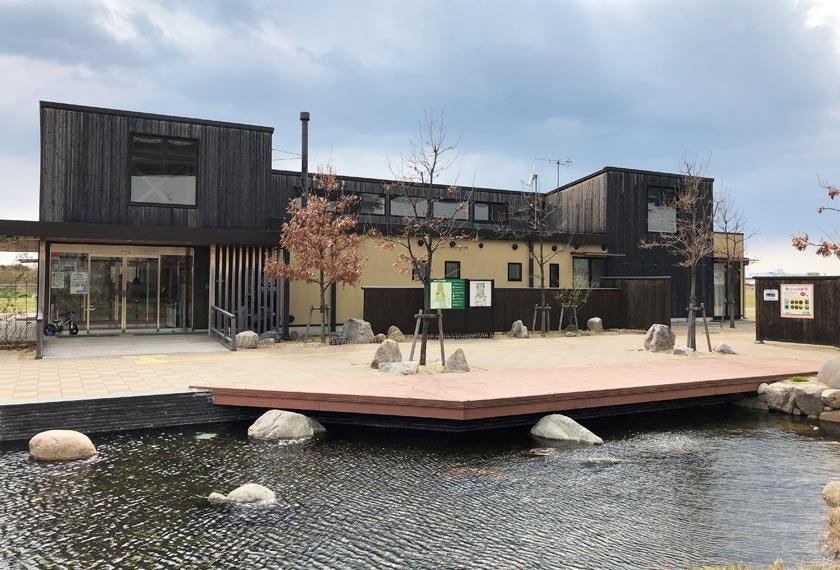 尼崎の森中央緑地パークセンター