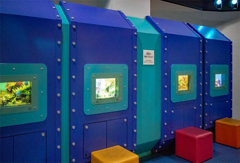 電子水族館