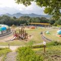 東経135度・北緯35度が交差する「日本へそ公園」は宇宙がテーマ